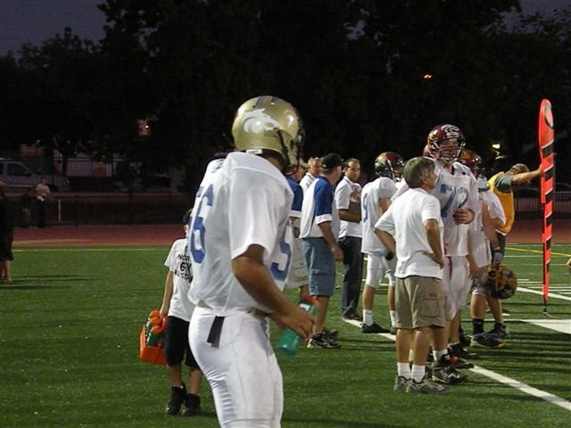 Lions All-Star Football 201152