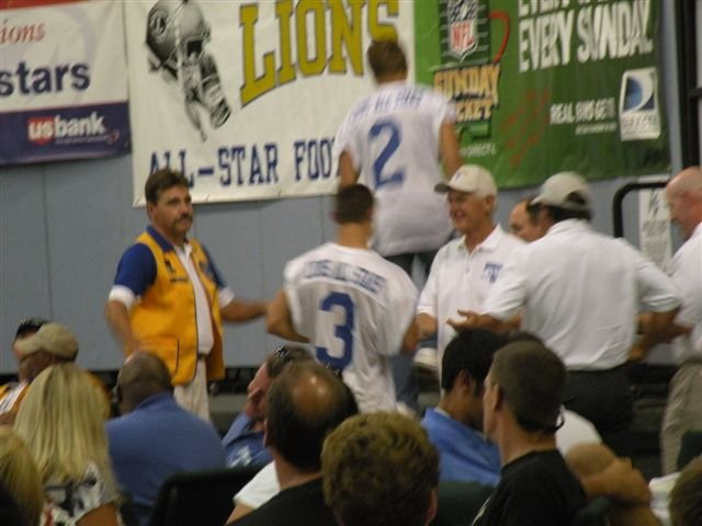 Lions All-Star Football 201196